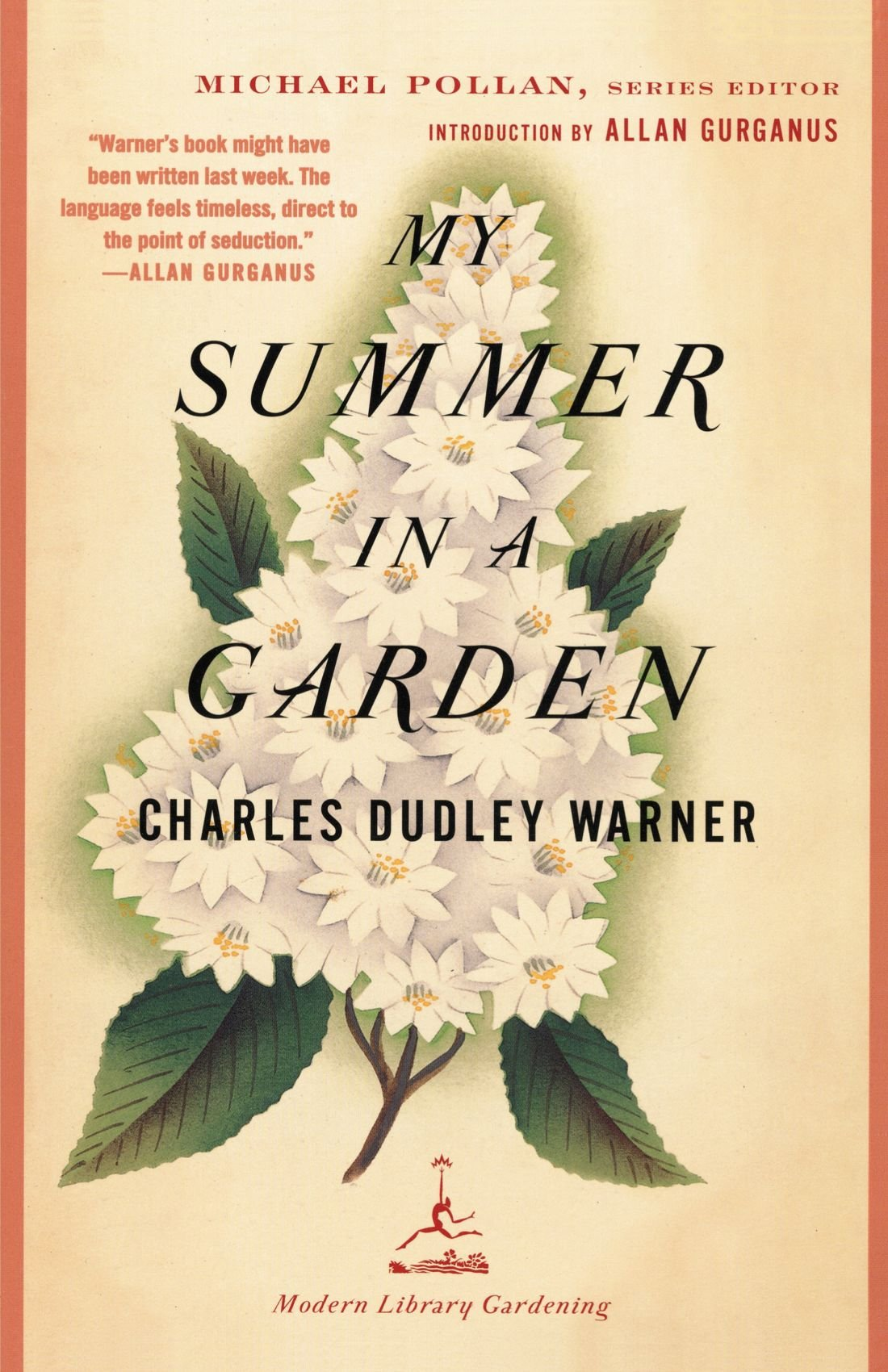 My Summer in a Garden (Modern Library Gardening)