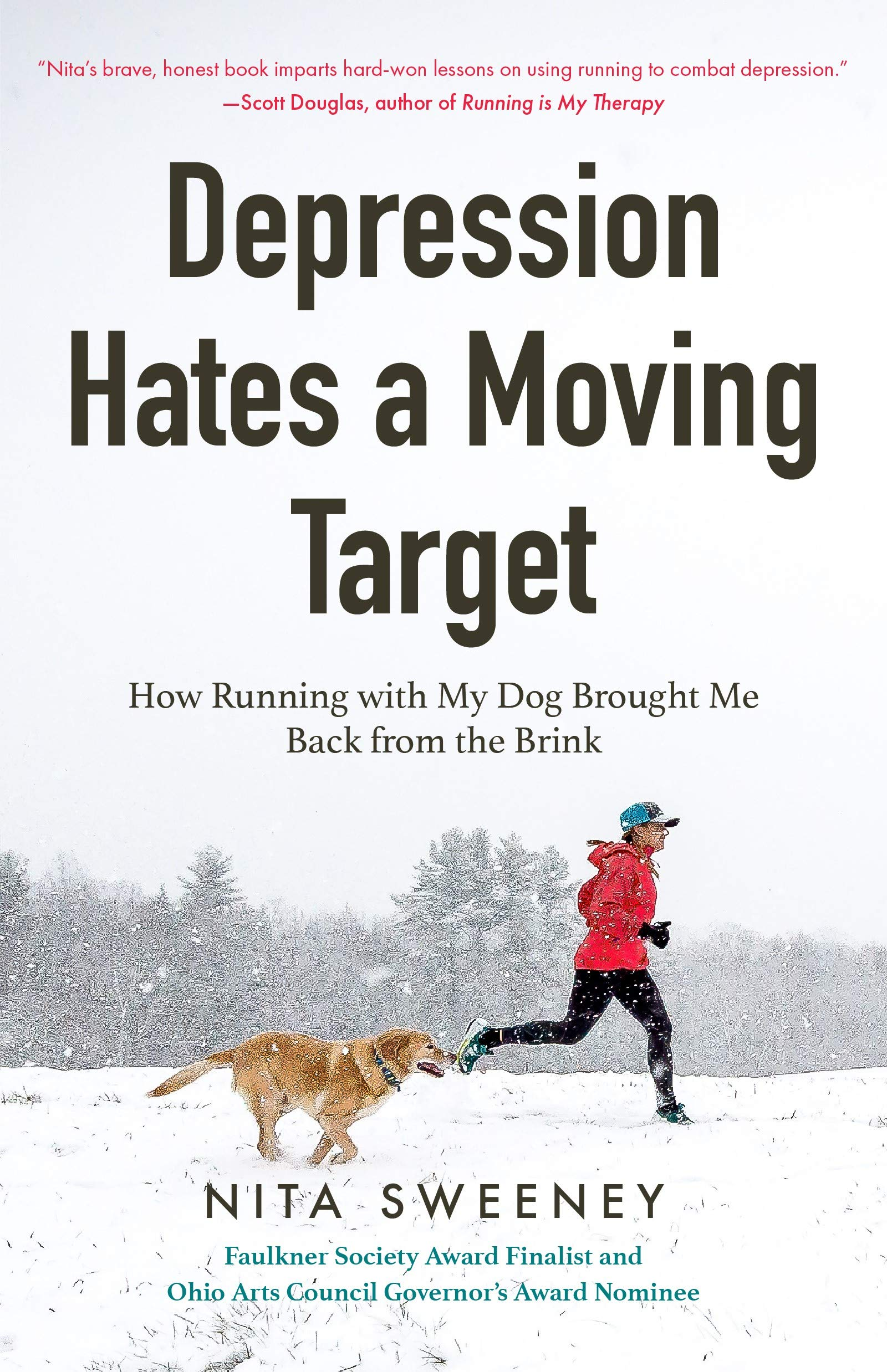 Depression Hates Moving Target Running product image