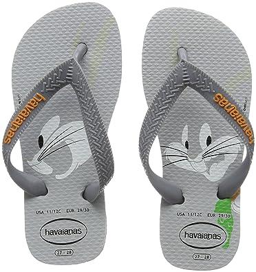 50a0c5515 Havaianas Unisex Kids  Looney Tunes Flip Flops  Amazon.co.uk  Shoes   Bags