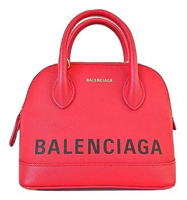 le dernier de349 e26ba Balenciaga , Sac bandoulière pour femme Rouge rouge XXS ...