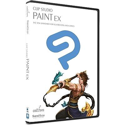 Clip Studio Paint Ex (Manga Studio EX)