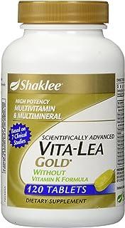Shaklee® Vita-Lea Gold™ w/o Vitamin K 120 Count