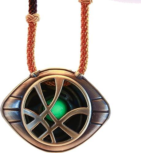 Doctor extraño collar ojo de agamotto disfraz colgante 2.2 ...