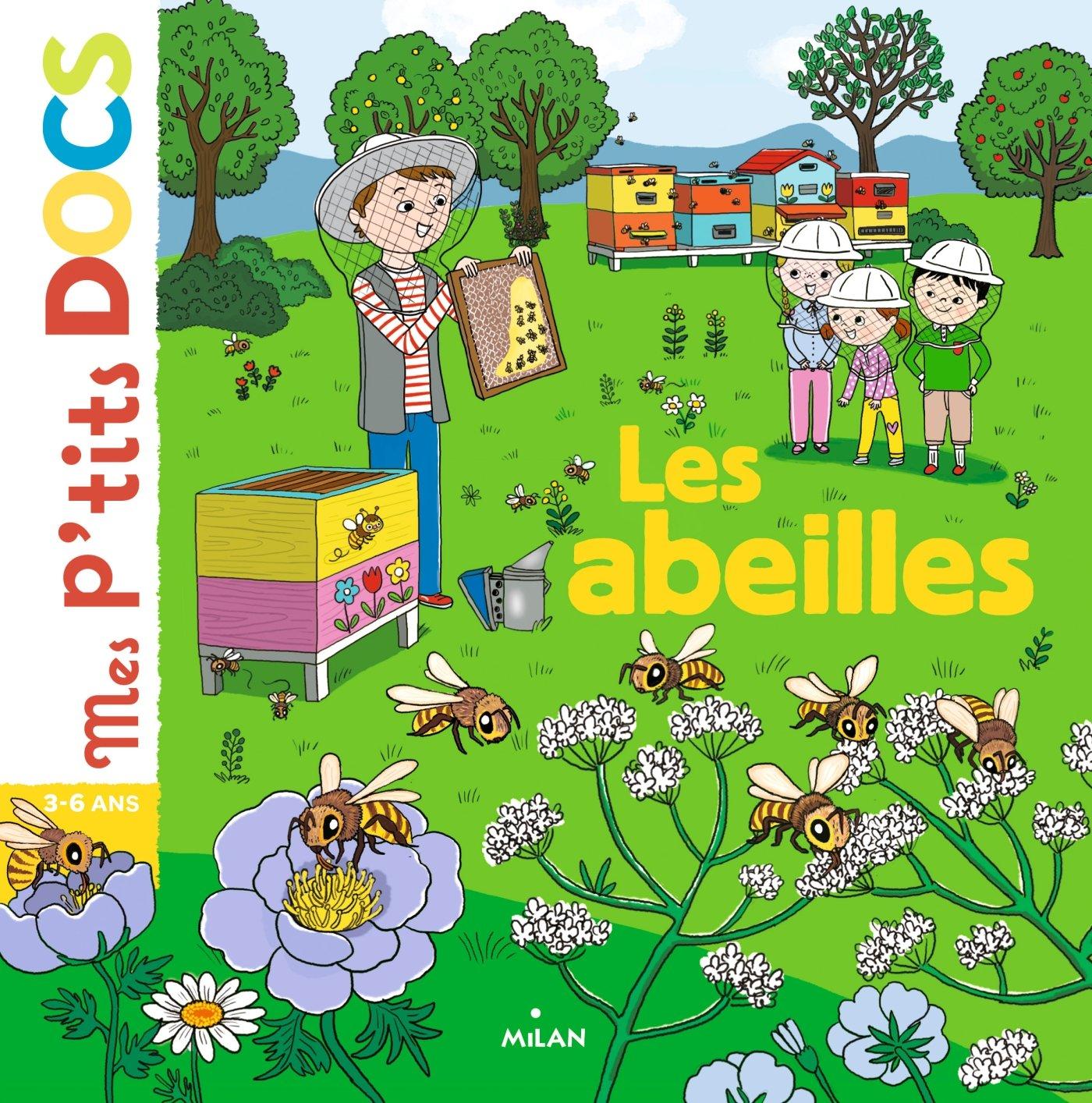 Les abeilles (Anglais) Broché – 13 mars 2013 Stéphanie Ledu Emiri Hayashi Editions Milan 2745959247
