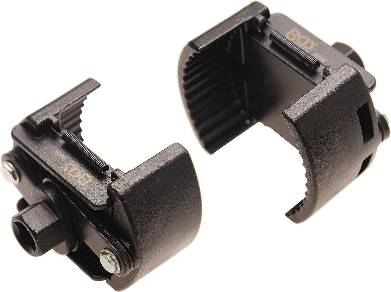 BGS Ölfilterschlüssel Ölfilter Kappe Ölfilterkappen Schlüssel Universal 60-80 mm