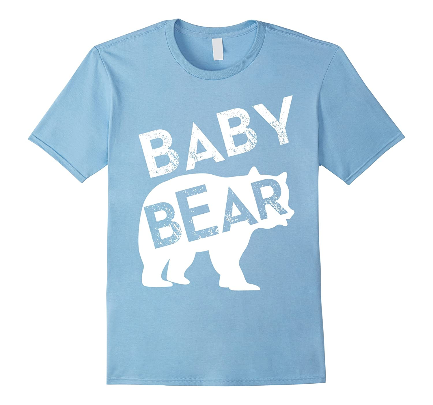 Baby Bear Family T Shirt - Mummy Daddy Parents Fun Tee-TH