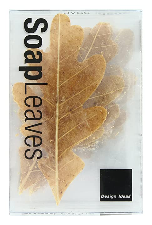 Amazon.com: Design Ideas Soap Leaves, Oak, Brown: Home & Kitchen