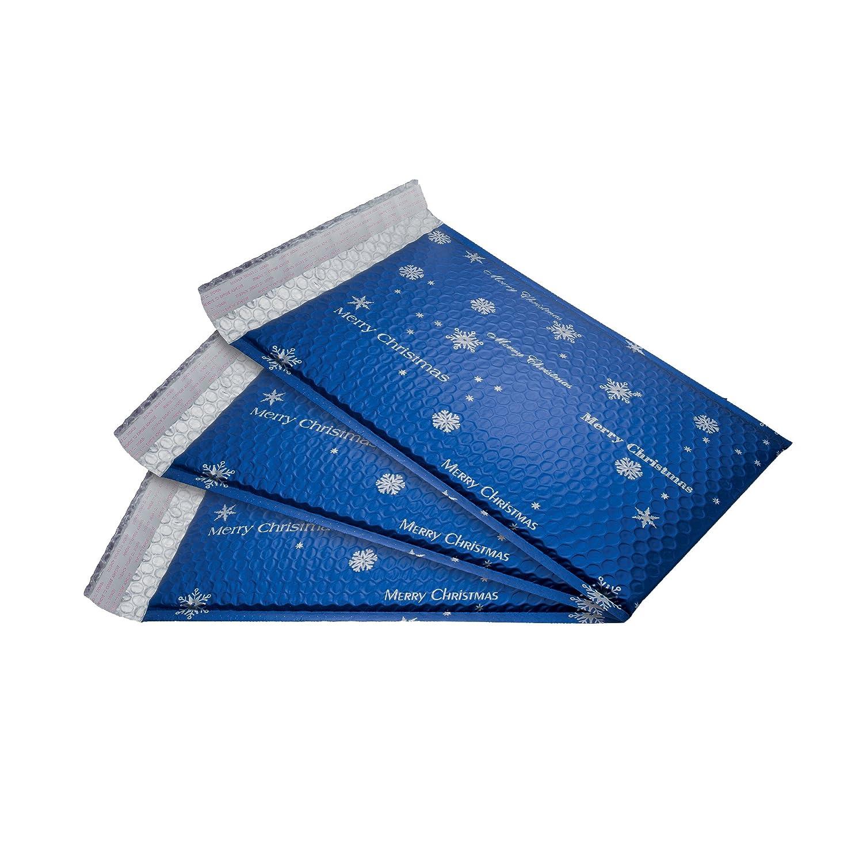 Sigel Gb106 Weihnachts Luftpolstertaschen 3 Stück Circa C4