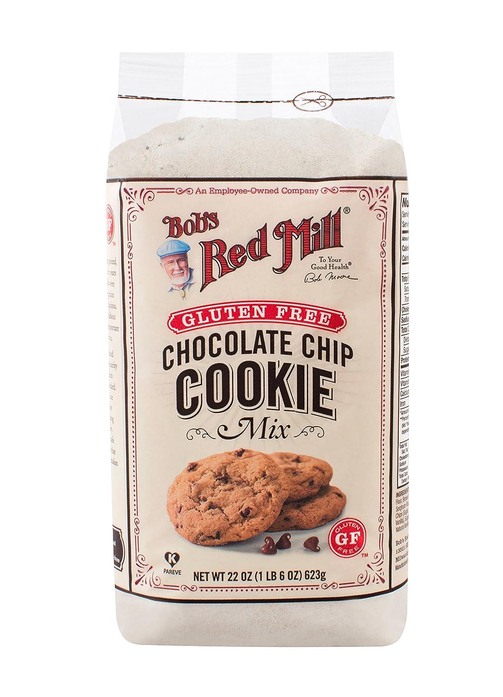 Amazon.com : Bob's Red Mill Gluten Free Chocolate Chip Cookie Mix ...