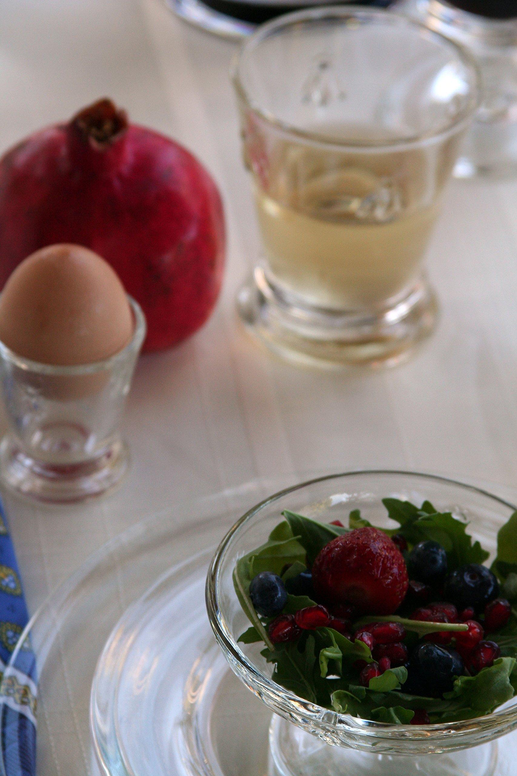 La Rochere Set Of 6, 6.5-ounce Napoleon Bee Ice Cream Dishes
