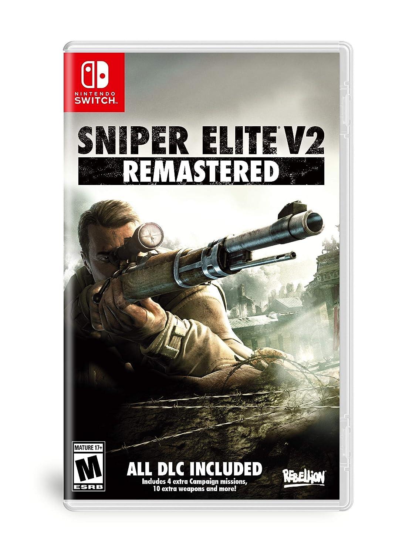 Sniper Elite V2 Remastered for Nintendo Switch [USA]: Amazon.es: Ui Entertainment: Cine y Series TV