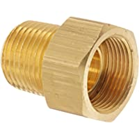 Pack of 10 Pack of 10 Adapter 1//8 NPT Male x 5//16 Tube OD Eaton Weatherhead 202X5 Brass CA360 Inverted Flare Brass Fitting Eaton Products 1//8 NPT Male x 5//16 Tube OD