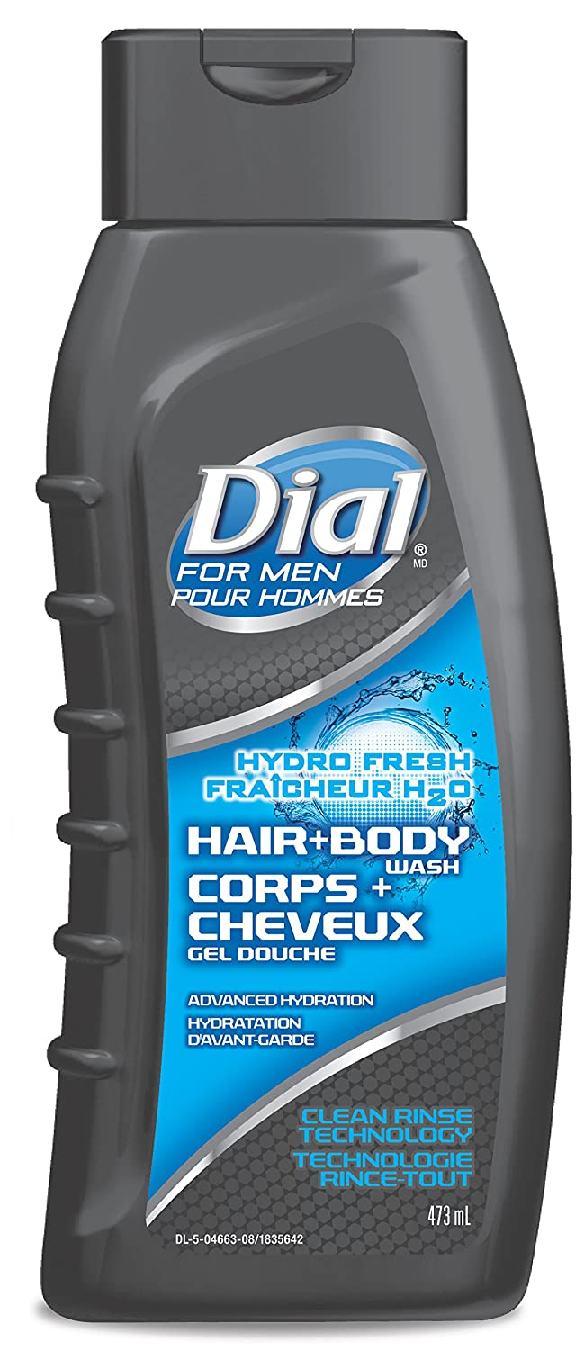 Dial Dial for Men Hair and Body Wash, Ultimate Clean, 473 Milliliter (2067475)