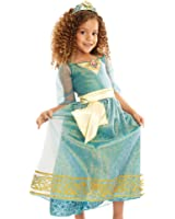 Disney Princess Friendship Adventures Merida Dress 4-6x