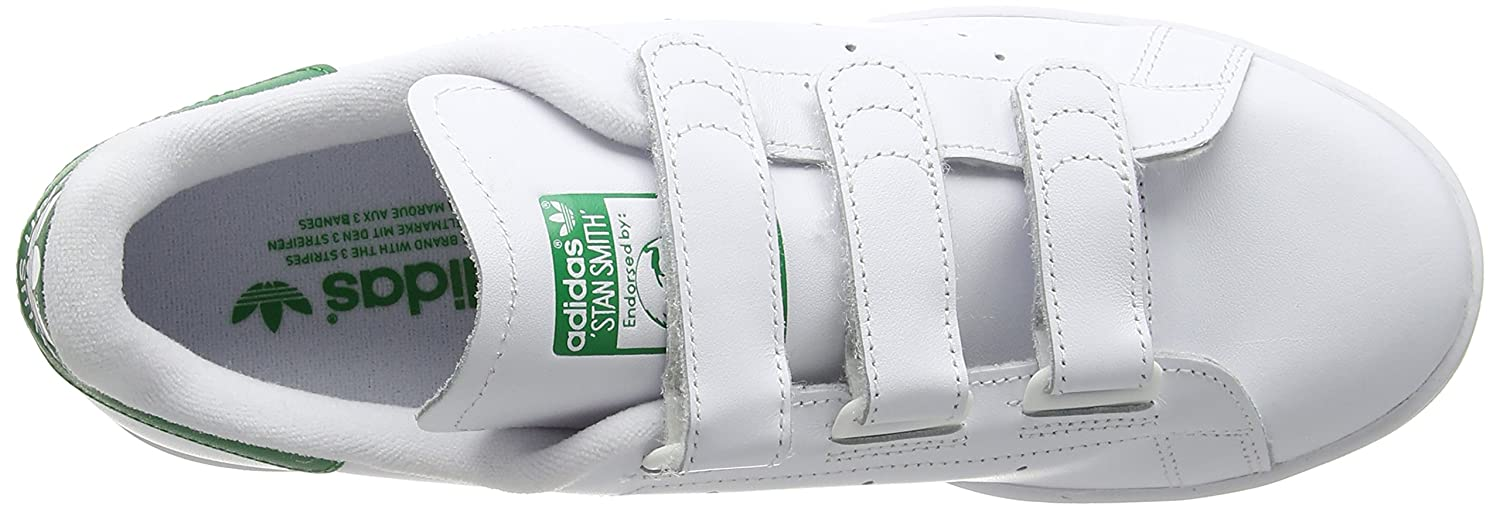 best sneakers a2b64 89aee adidas Stan Smith CF Baskets Basses Homme Amazon.fr Chaussur