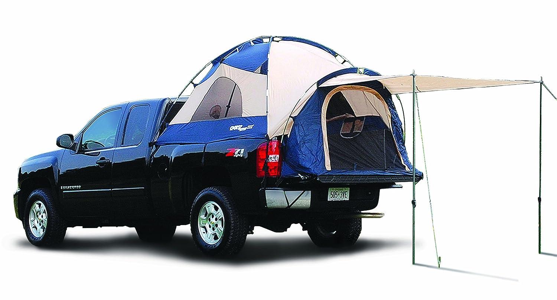Amazon com sportz truck tent iii mid size 5 5 feet sports outdoors