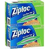 Ziploc Sandwich Bags 300 Count