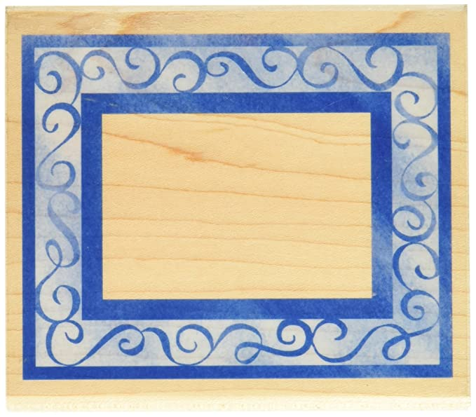 Inkadinkado 97119Feather Wood Stamp