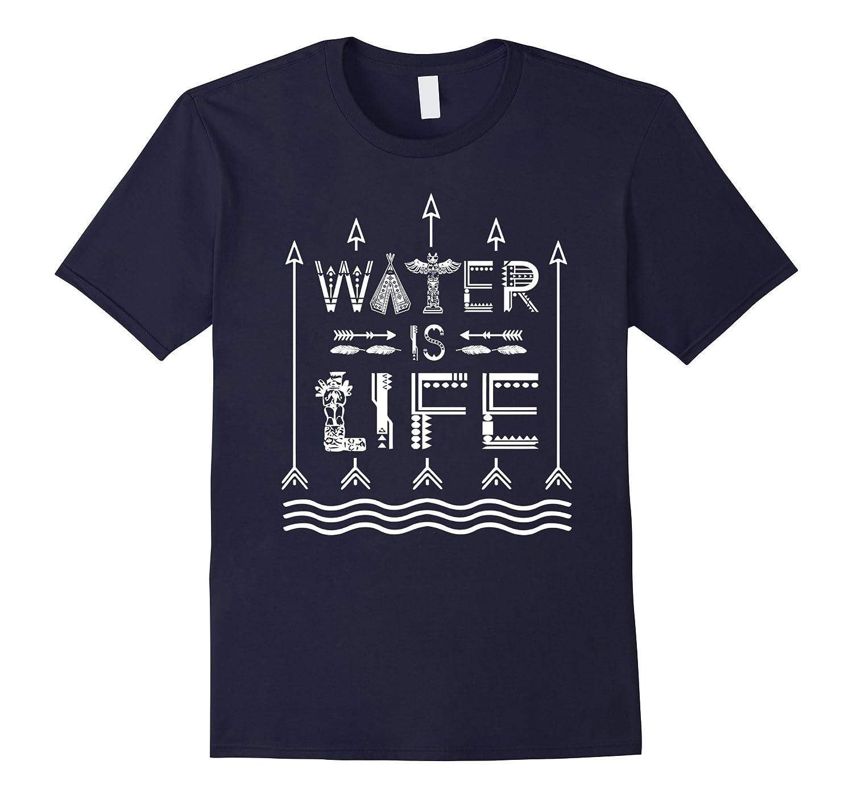Water Is Life Nodapl shirt Rezpect Our Water shirt-CD