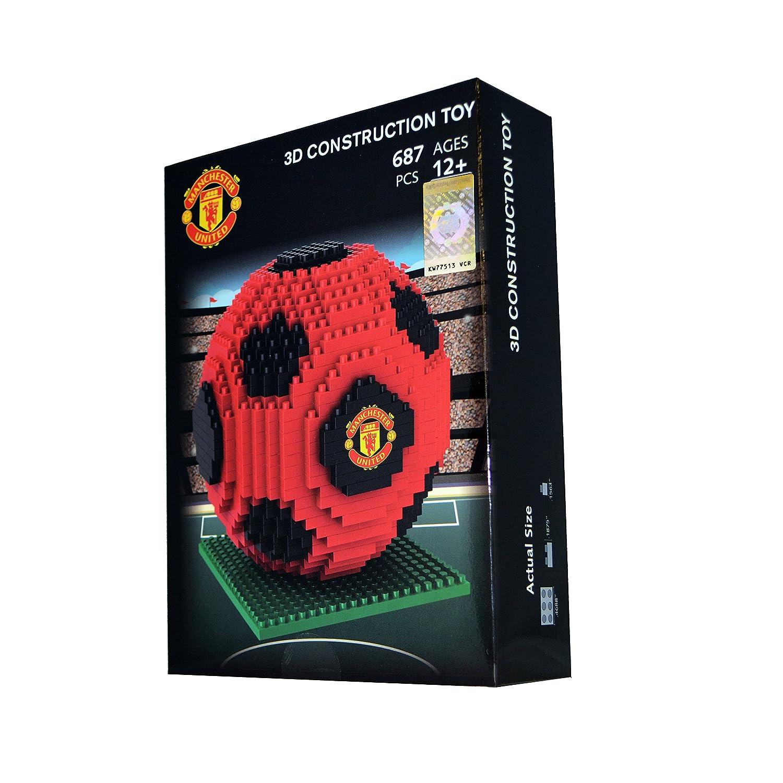 brxlz Manchester United FC Balón de fútbol: Amazon.es: Deportes y ...