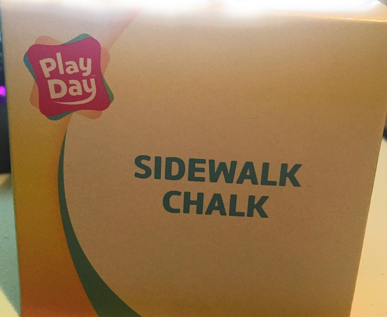 Play Day Sidewalk Chalk 20 Pieces