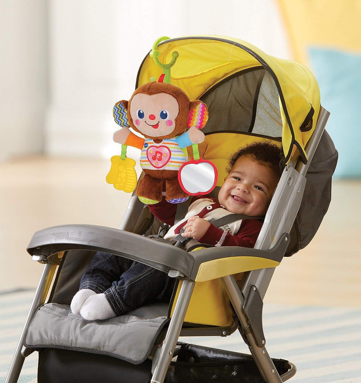 Mehrfarbig /& Basics Festplattentasche Vtech 80-513404 Baby/äffchen Babyspielzeug schwarz