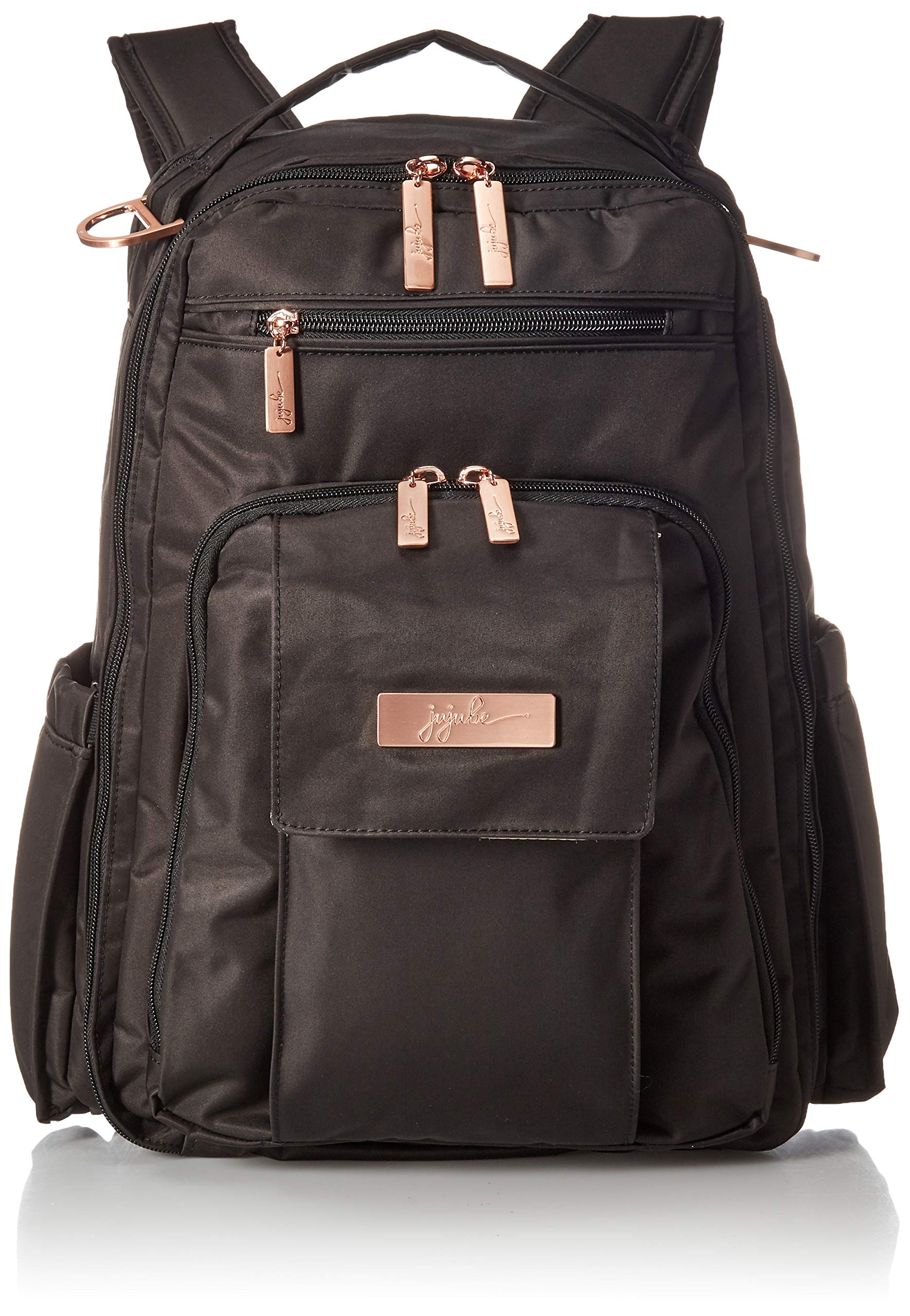 JuJuBe Be Right Back Multi-Funtional Structured Backpack/Diaper Bag Rose Collection Knight Rose