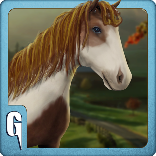 Wild Horse Simulator 3D Game