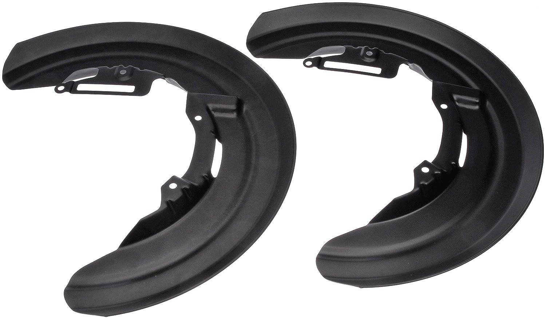 1 Pair Dorman OE Solutions 924-476 Brake Dust Shield