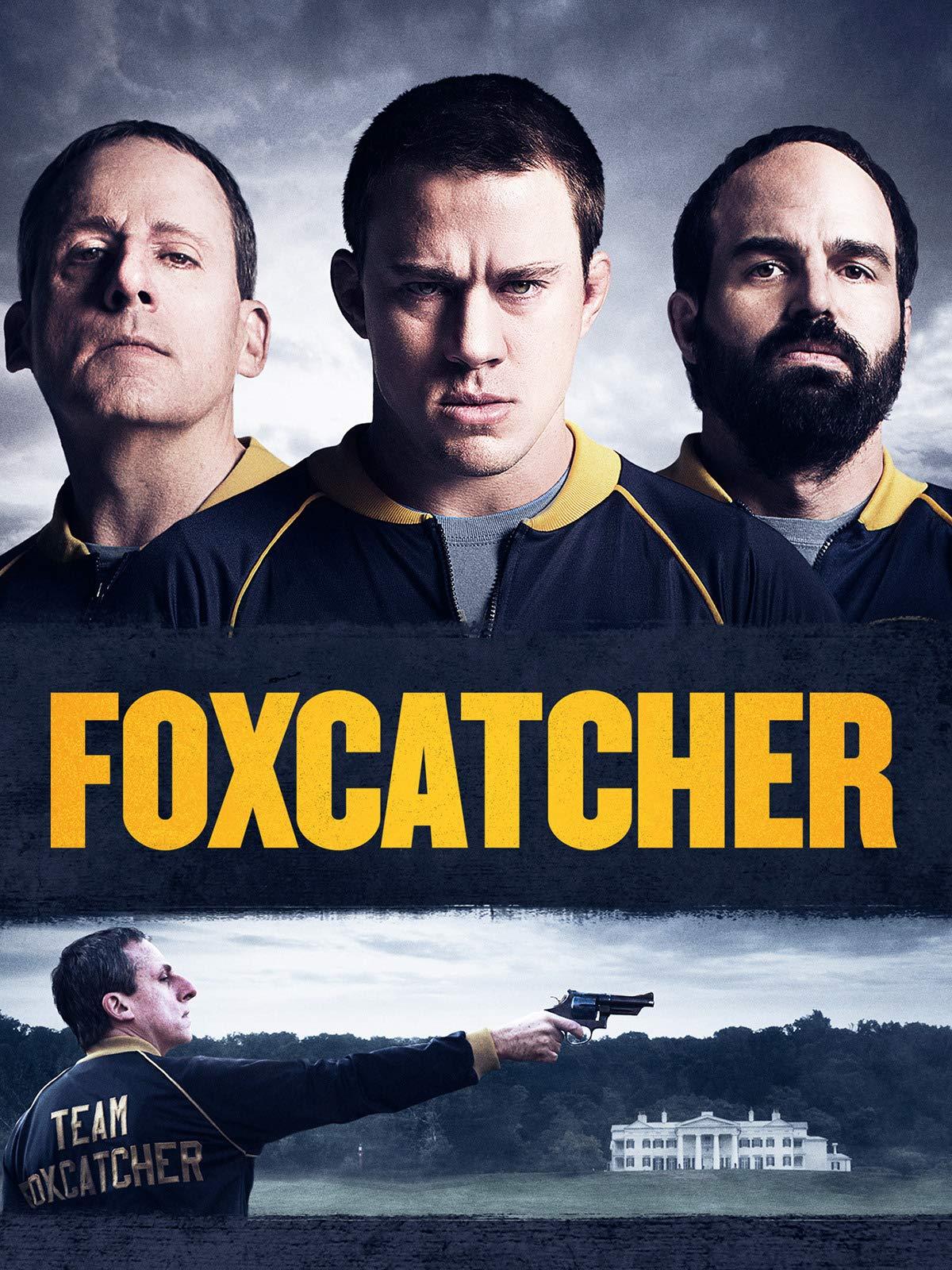 Foxcatcher on Amazon Prime Video UK