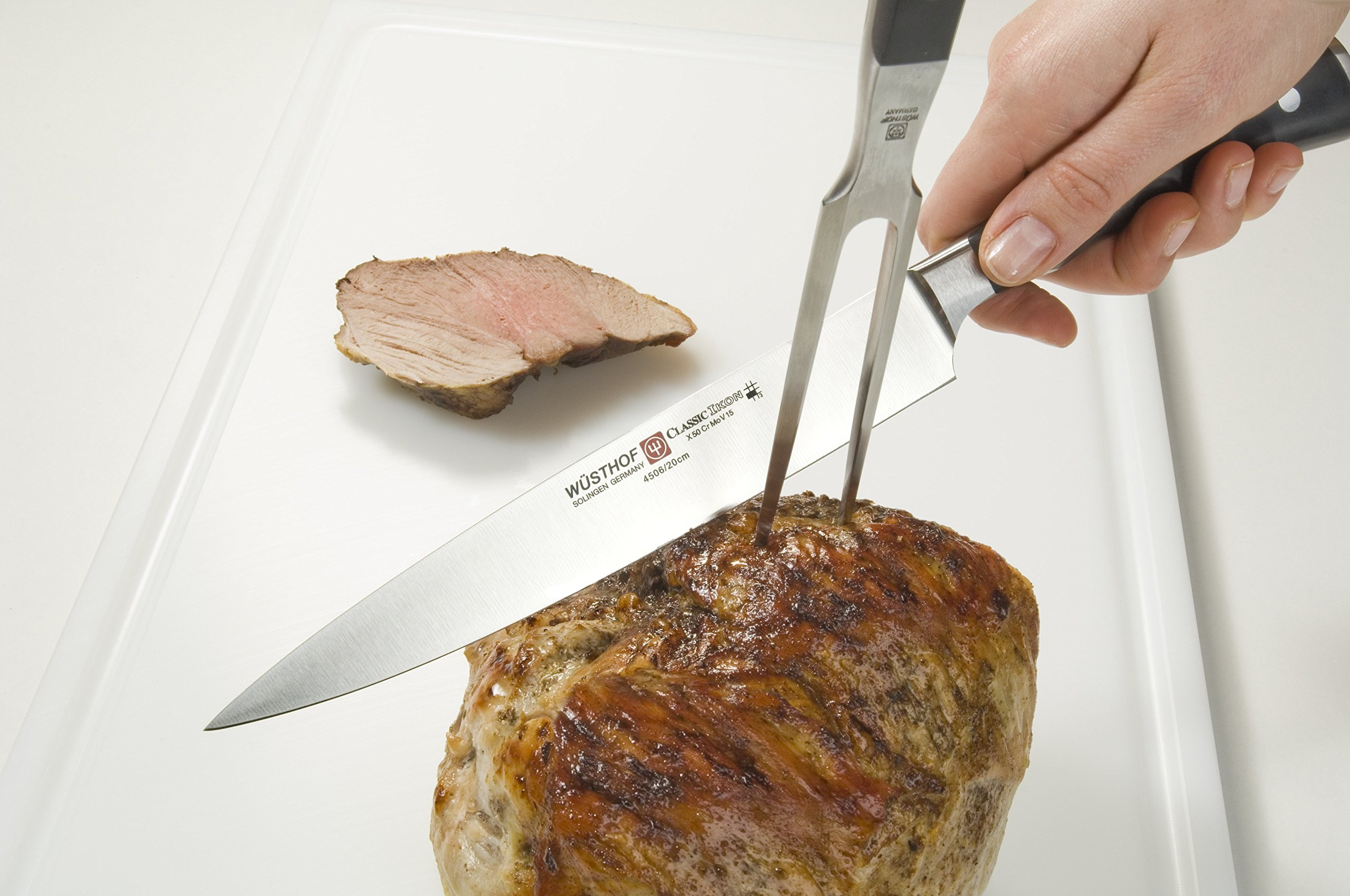 Classic Ikon 9'' Carving Knife by Wüsthof (Image #2)
