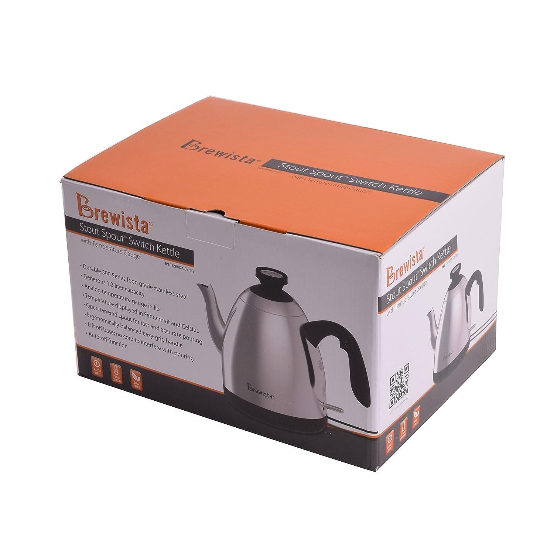 BKV12S02NA Brewista Smart Pour Variable Temperature Kettle