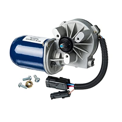 Wexco Wiper Motor AX9109 - Autotex All Makes Motor-Kenworth: Automotive