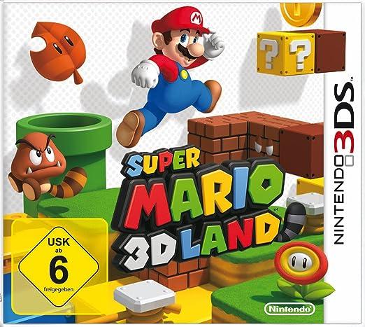 Nintendo SUPER MARIO 3D LAND - Juego: Amazon.es: Videojuegos
