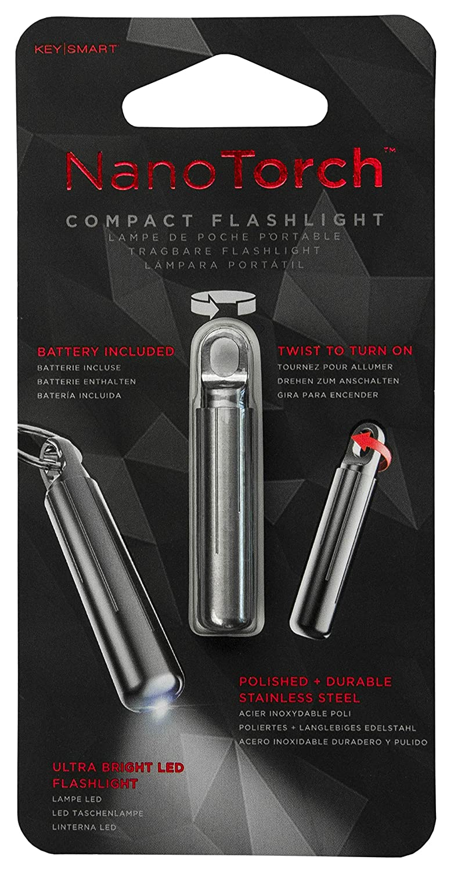 Amazon.com: Linterna nano por KeySmart | Linterna para ...