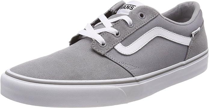 Vans Chapman Stripe Sneakers Damen Herren Unisex Grau