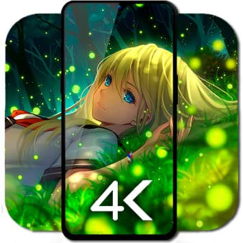 Amazon Com Anime Girls Wallpapers 4k Quality Appstore For Android