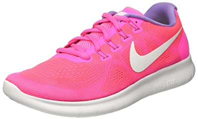 476a54bd8 Image Unavailable. Image not available for. Color  Nike Women s Free RN  2017 Running Shoe (5 ...