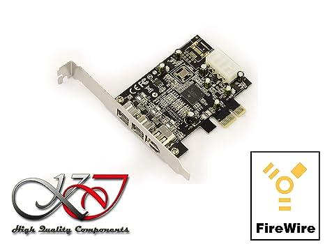 Kalea Informatique - Tarjeta controladora PCIe FireWire 800 ...