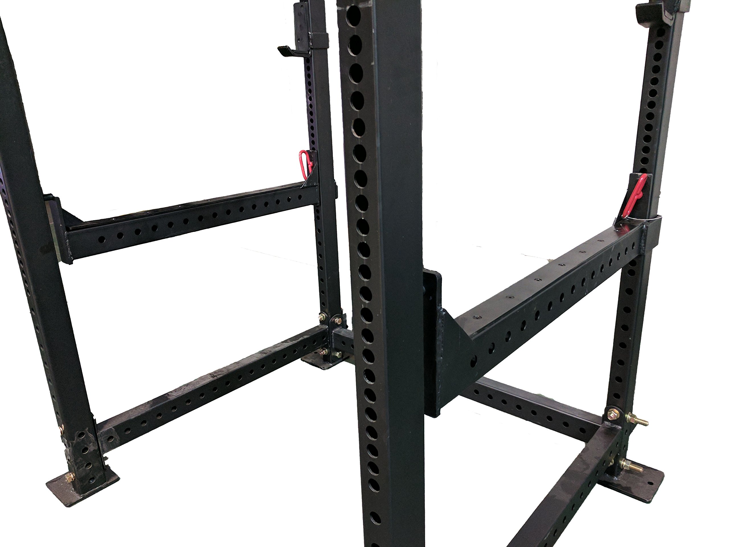 Titan Flip Down Safety Bars For 36'' Deep T-3 Power Racks by Titan Fitness
