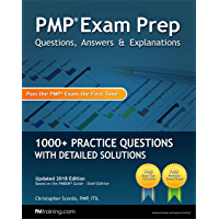 Amazon Best Sellers: Best PMP Exam