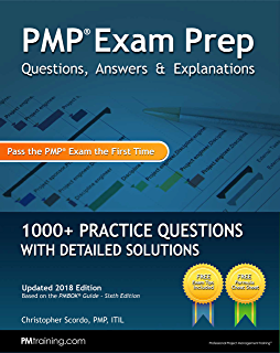 capm pmp project management certification all in one exam guide