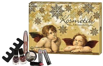 Make Up Weihnachtskalender.Boulevard De Beauté Angelic Beauty Make Up Adventskalender 2018