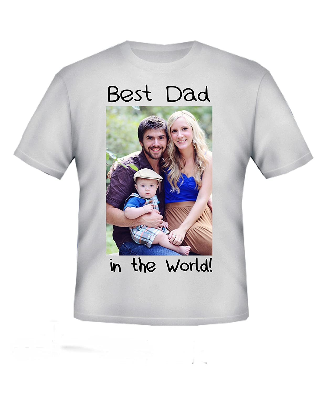 Personalized Photo T Shirt Custom Photo T Shirt Put Your Own Picture On The Shrit
