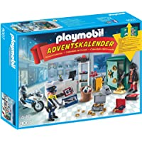 Playmobil 9007 - Adventskalender Polizeieinsatz im Juweliergeschäft