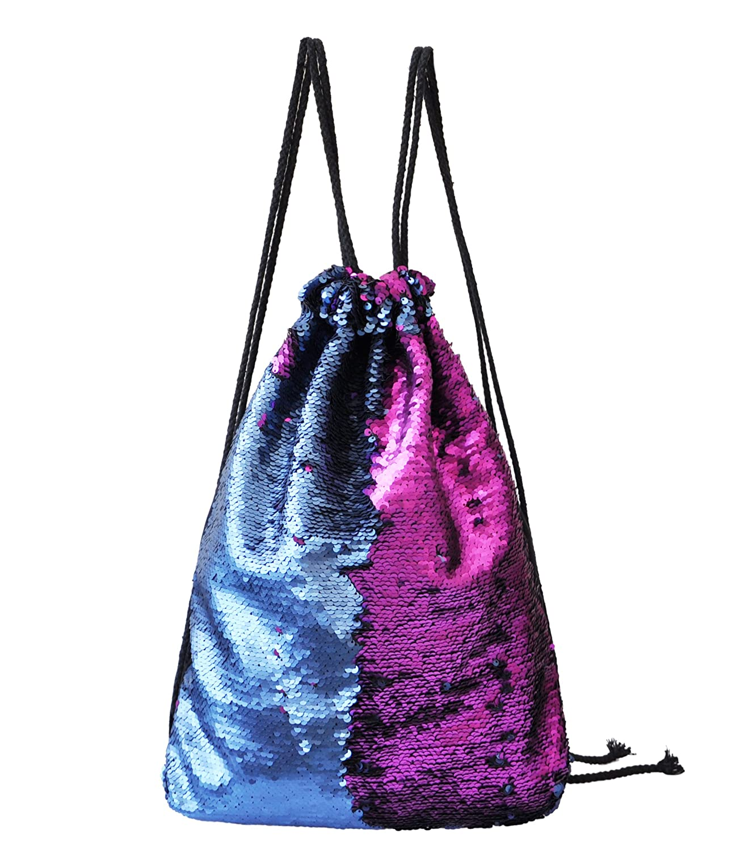 BAGOOE Mermaid Magic Reversible Sequin Twinkling DIY Patterns ...
