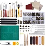 BUTUZE Complete Leather Craft Tool Sets 42 PCS DIY Craft Supplies