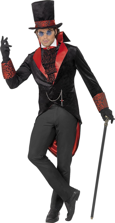 Dracula Fancy Dress Costume Uomo (Halloween)