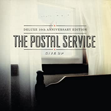 The Postal Service Give Up Deluxe Amazon Com Music
