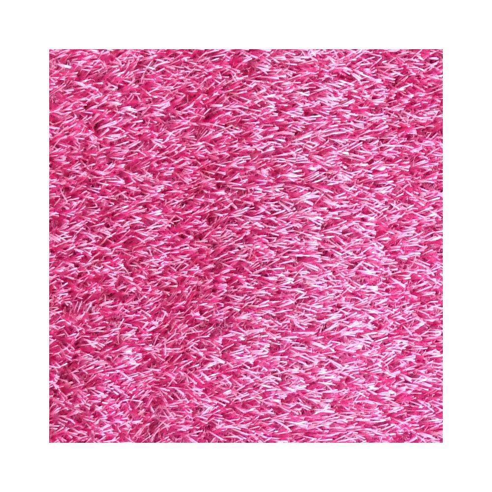 人工芝 いつでもGreen 芝の長さ30mm JQ《メーカー直送品》 ■ピンク ▼幅1m×長さ5m レギュラータイプカラー B06XGBSPYL 11664 幅1m×長さ5m|ピンク ピンク 幅1m×長さ5m
